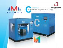 C SERIES PM SYNCHRONIZING PERMANENT MAGNET VSD SCREW AIR COMPRESSOR