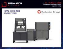 METAL 3D PRINTING STUDIO SYSTEM+