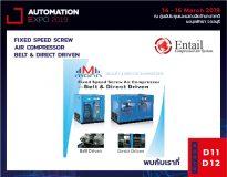 FIXED SPEED SCREW AIR COMPRESSOR BELT & DIRECT DRIVEN