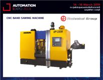 CNC BAND SAWING MACHINE