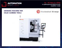 GRINDING MACHINE FOR SOLID CARBIDE TOOLS