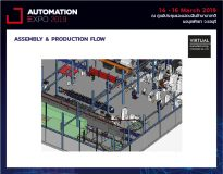 ASSEMBLY & PRODUCTION FLOW