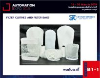 FILTER CLOTHES AND FILTER BAGS