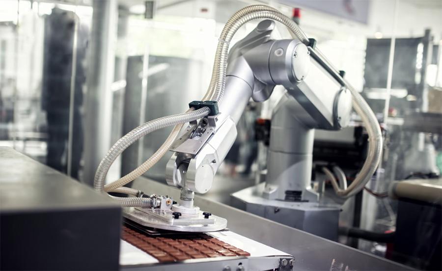 หุ่นยนต์อุตสาหกรรม, robot, โรบอท