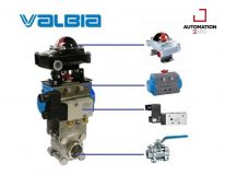 VALBIA QUARTER-TURN ACTUATOR