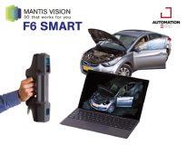 3D HAND HELD SCANNER F6 SMART