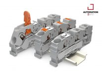 WAGO SPRING TECHNOLOGY TERMINAL BLOCKS