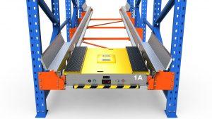 Pallet Shuttle Racking