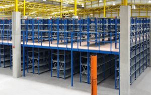 Spare Parts Storage Systems