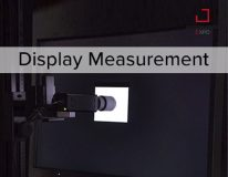 COLOR, LIGHT AND DISPLAY MEASURING INSTRUMENT