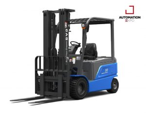 BATTERRY-ELECTRIC COUNTERBALANCED FORKLIFT
