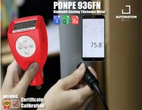 COATING THICKNESS METER WITH BLUETOOTH