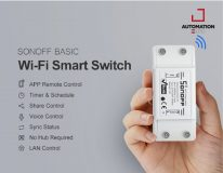 WI-FI DIY SMART SWITCHES