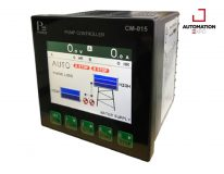 เครื่องควบคุมการทำงานของปั๊มน้ำ2 ตัว ในระบบไฟฟ้า 1 เฟส และ 3 เฟส(Twin Pump Controller)