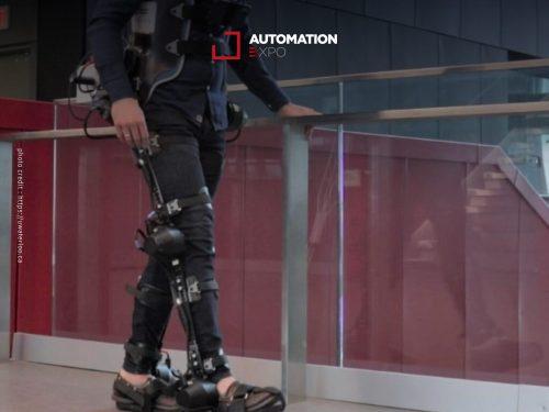 Exoskeleton รุ่นใหม่ผสม AI และระบบ Vision เพื่อการเคลื่อนไหวสุดสมูท